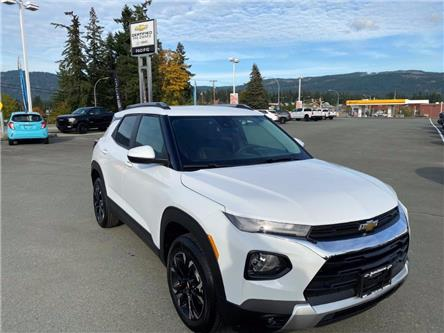 2021 Chevrolet TrailBlazer LT (Stk: 21T35) in Port Alberni - Image 1 of 13