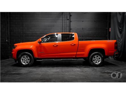 2019 Chevrolet Colorado WT (Stk: CT20-616) in Kingston - Image 1 of 38