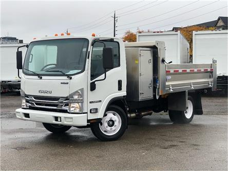 2020 Isuzu NPRHD GAS New 2020 Isuzu NPRHD Gas Dump. Ready To Roll! (Stk: DTI20191) in Toronto - Image 1 of 19