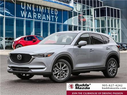 2021 Mazda CX-5 Signature (Stk: 17125) in Oakville - Image 1 of 23