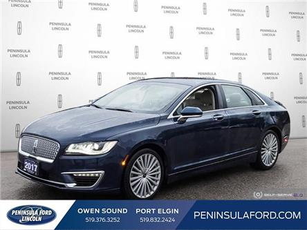 2017 Lincoln MKZ Reserve (Stk: 2129) in Owen Sound - Image 1 of 23