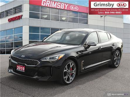 2019 Kia Stinger GT | SAVE BIG! | 2.99% UP TO 84 MONTHS O.A.C. !! | (Stk: N3984) in Stoney Creek - Image 1 of 25