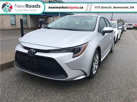 2021 Toyota Corolla LE (Stk: 35650) in Newmarket - Image 1 of 8