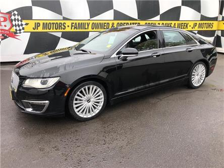 2017 Lincoln MKZ Reserve (Stk: 50205) in Burlington - Image 1 of 24