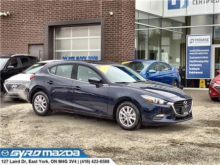 2018 Mazda Mazda3 Sport GS (Stk: 30130A) in East York - Image 1 of 29