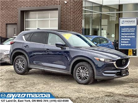 2019 Mazda CX-5 GS (Stk: 30168A) in East York - Image 1 of 28