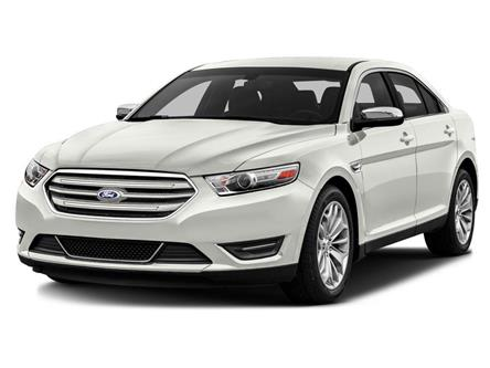 2017 Ford Taurus Limited (Stk: HG129587) in Wallaceburg - Image 1 of 10
