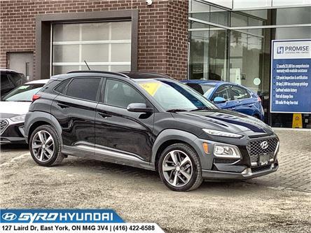 2018 Hyundai Kona 1.6T Trend (Stk: H6121) in Toronto - Image 1 of 28