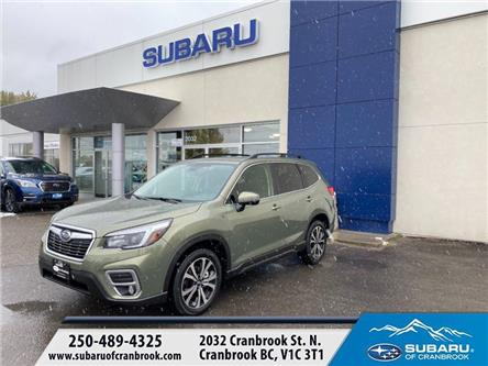 2021 Subaru Forester Limited (Stk: 405654) in Cranbrook - Image 1 of 25