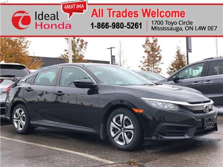 2017 Honda Civic LX (Stk: I200388A) in Mississauga - Image 1 of 2