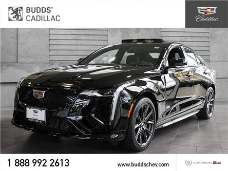2020 Cadillac CT4 V-Series (Stk: C40013) in Oakville - Image 1 of 25