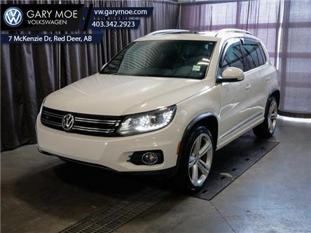 2013 Volkswagen Tiguan 2.0 TSI Highline (Stk: 0CS5118B) in Red Deer County - Image 1 of 23