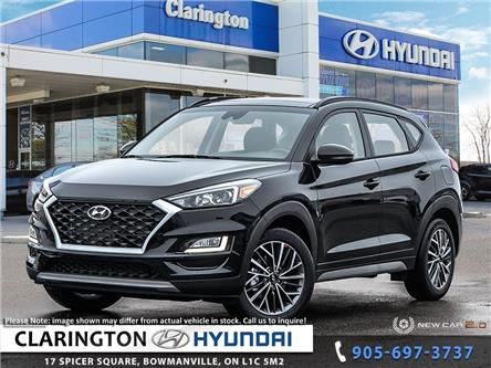 2021 Hyundai Tucson Preferred w/Trend Package (Stk: 20693) in Clarington - Image 1 of 24