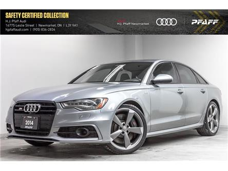 2014 Audi S6 4.0 (Stk: A13311A) in Newmarket - Image 1 of 22