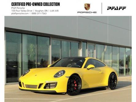 2019 Porsche 911 Carrera Coupe GTS PDK (Stk: U9098) in Vaughan - Image 1 of 20