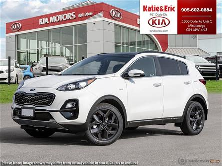 2021 Kia Sportage EX S (Stk: ST21002) in Mississauga - Image 1 of 21