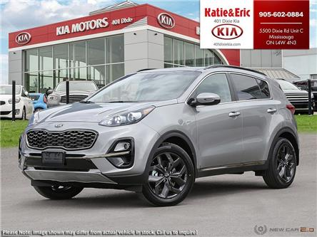 2021 Kia Sportage EX S (Stk: ST21012) in Mississauga - Image 1 of 20