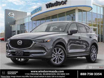 2021 Mazda CX-5 GT (Stk: C52518) in Windsor - Image 1 of 23