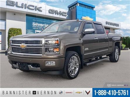 2015 Chevrolet Silverado 1500 High Country (Stk: P20655) in Vernon - Image 1 of 25