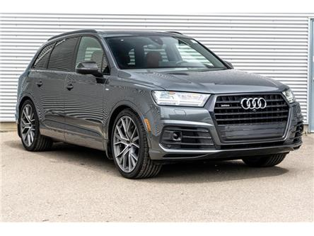 2019 Audi Q7 55 Technik (Stk: N5487) in Calgary - Image 1 of 15