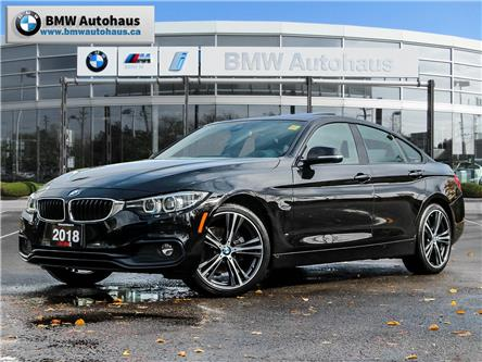 2018 BMW 430i xDrive Gran Coupe (Stk: P9832) in Thornhill - Image 1 of 32