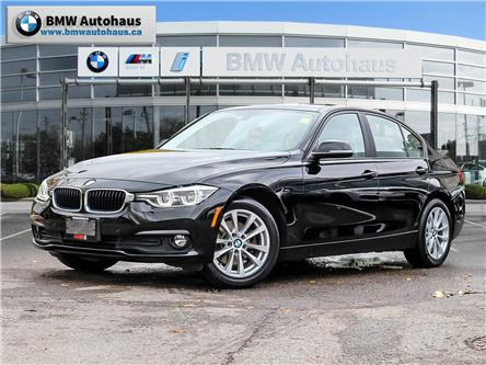 2017 BMW 320i xDrive (Stk: P9852) in Thornhill - Image 1 of 28