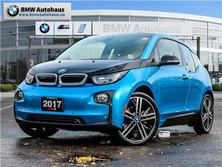 2017 BMW i3 Base w/Range Extender (Stk: P9859) in Thornhill - Image 1 of 30