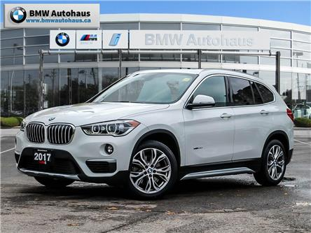 2017 BMW X1 xDrive28i (Stk: P9878) in Thornhill - Image 1 of 30