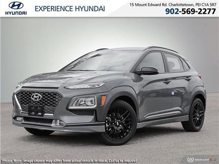 2021 Hyundai Kona 1.6T Urban Edition (Stk: N999T) in Charlottetown - Image 1 of 23