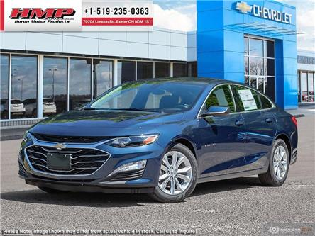 2021 Chevrolet Malibu LT (Stk: 88766) in Exeter - Image 1 of 22