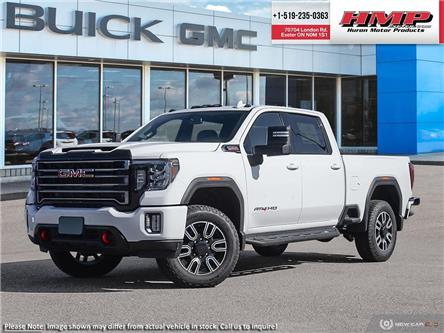 2020 GMC Sierra 2500HD AT4 (Stk: 88850) in Exeter - Image 1 of 23