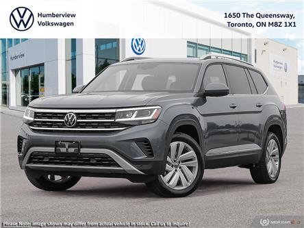 2021 Volkswagen Atlas 3.6 FSI Highline (Stk: 98006) in Toronto - Image 1 of 23