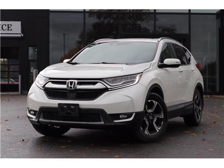 2017 Honda CR-V Touring (Stk: 4054A) in Ottawa - Image 1 of 28