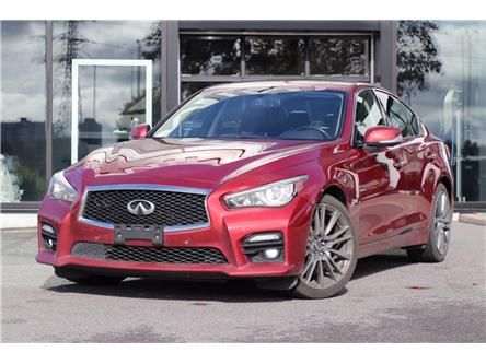 2016 Infiniti Q50 Red Sport 400 (Stk: 4006A) in Ottawa - Image 1 of 26