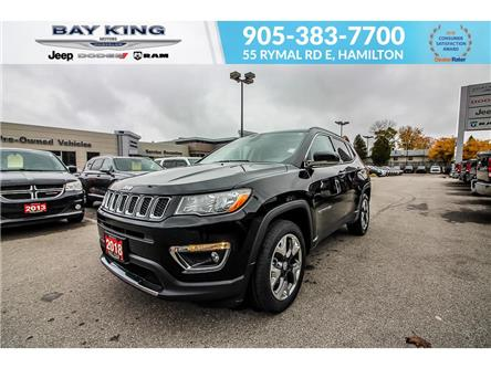 2018 Jeep Compass Limited (Stk: 217502A) in Hamilton - Image 1 of 20