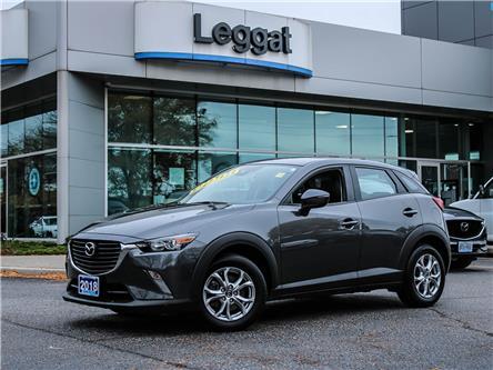 2018 Mazda CX-3 GS (Stk: 2360LT) in Burlington - Image 1 of 26
