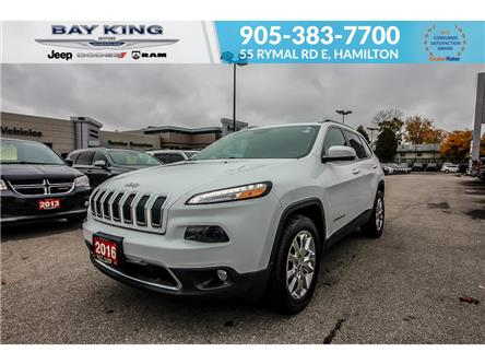 2016 Jeep Cherokee Limited (Stk: 207295A) in Hamilton - Image 1 of 29
