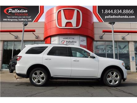 2015 Dodge Durango Limited (Stk: 22708A) in Greater Sudbury - Image 1 of 31