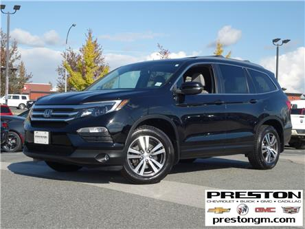2016 Honda Pilot EX-L Navi (Stk: 0211531) in Langley City - Image 1 of 30