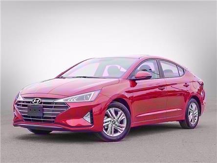 2020 Hyundai Elantra Preferred (Stk: D01037) in Fredericton - Image 1 of 23
