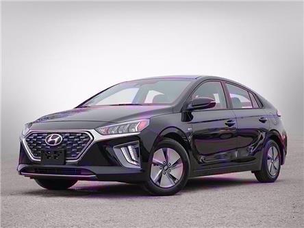 2020 Hyundai Ioniq Hybrid Preferred (Stk: D01055) in Fredericton - Image 1 of 23