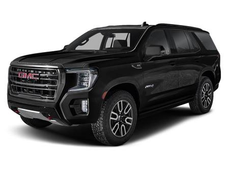 2021 GMC Yukon AT4 (Stk: 221746) in Brooks - Image 1 of 3