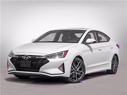 2020 Hyundai Elantra Sport (Stk: D00337) in Fredericton - Image 1 of 23
