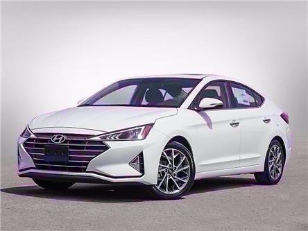 2020 Hyundai Elantra Luxury (Stk: D01034) in Fredericton - Image 1 of 23