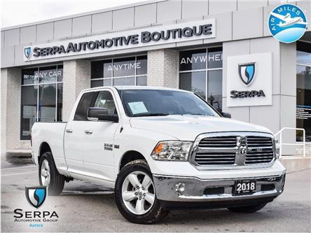 2018 RAM 1500 SLT (Stk: P1452) in Aurora - Image 1 of 24