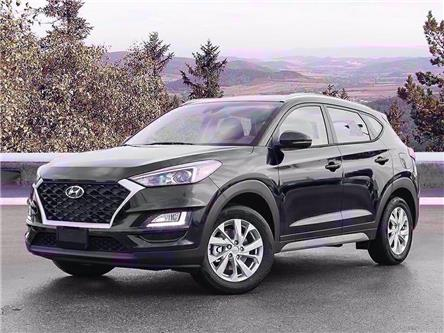 2020 Hyundai Tucson Preferred w/Sun & Leather Package (Stk: D01160) in Fredericton - Image 1 of 23