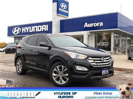 2015 Hyundai Santa Fe Sport Limited (Stk: 5245) in Aurora - Image 1 of 24