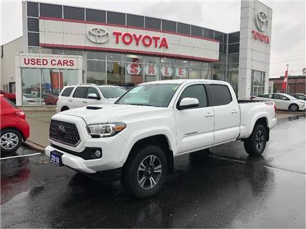 2018 Toyota Tacoma SR5 (Stk: U3539) in Niagara Falls - Image 1 of 21
