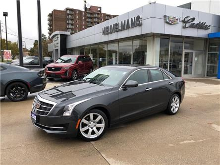 2016 Cadillac ATS 2.5L (Stk: 20092A) in Chatham - Image 1 of 16