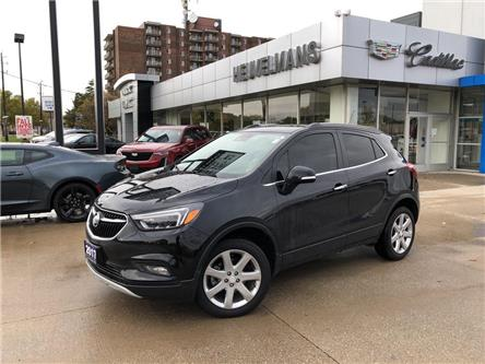 2017 Buick Encore Premium (Stk: TL387A) in Chatham - Image 1 of 18